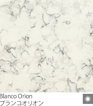 Blanco Orion
