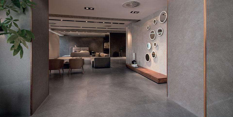 1.多様な室内空間を創造できる製品規格